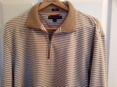 Vintage Tommy Hilfiger mens sweater  / Jumper Size Large Tommy Hilfiger sweater  /  1990s Tommy Hilfiger Sweater  /  Cheapvintagefashion by Cheapvintagefashion on Etsy