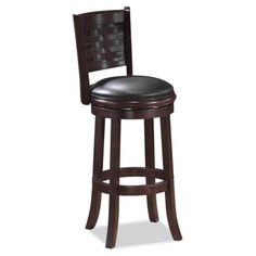 Boraam Sumatra 29 in. Swivel Bar Stool - Bar Stools at Hayneedle