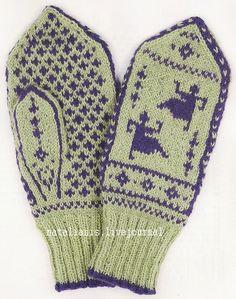 View album on Yandex. Loom Knitting Patterns, Knitting Stitches, Free Knitting, Stitch Patterns, Knitting Tutorials, Hat Patterns, Fingerless Mittens, Knit Mittens, Wrist Warmers