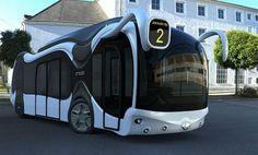 Future Transportation Bus.