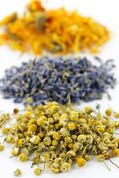 herbal bath tub tea -- dry your fabulous herbs to create an in-home spa throughout the fall and winter.