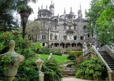 Palace Regaleira, Sintra, Portugal