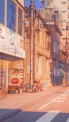 Anime Backgrounds Wallpapers, Anime Scenery Wallpaper, Aesthetic Pastel Wallpaper, Animes Wallpapers, Aesthetic Backgrounds, Cute Wallpapers, Aesthetic Wallpapers, City Aesthetic, Aesthetic Anime