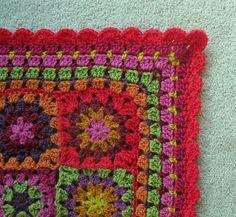 Ravelry: bleatingart's Lap Blanket