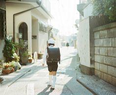 school days #1 by Hideaki Hamada, via Flickr