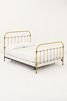 bed, Anthropologie