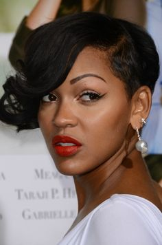 160 best Meagan Good images on Pinterest in 2018 | Braid styles ...