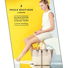 The All-day Handbag Conner by Pauls Boutique!