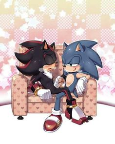 Sonic and shadow the hedgehog gay porn