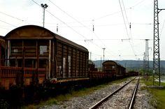 Old Bosnian Train by AIDA DZAKULIC on 500px