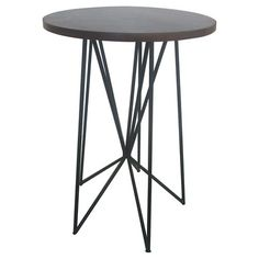 $49.99 Room Essentials™ Mixed Material Accent Table - Target