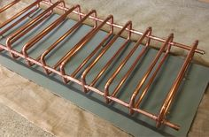 A personal favourite from my Etsy shop https://www.etsy.com/uk/listing/549682086/copper-radiator