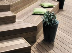 Vivarium, Terasse En Composite, Deck Decorating, Outdoor Furniture Sets, Outdoor Decor, Backyard, Plants, Inspiration, Image