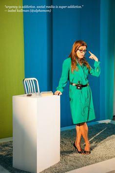 Alt Summit NYC 2013 - Isabel Kallman from Alpha Mom #altnyc
