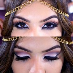 Arabic inspired eyes