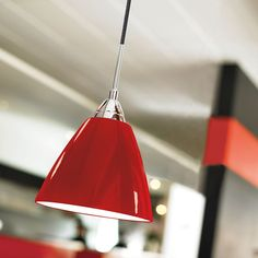 Nordlux Read 14 Ceiling Pendant Light - Red