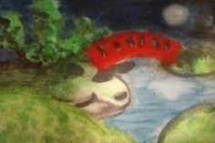 Other #3 - Mayabi Garden Watercolor.
