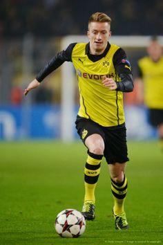 Marco Reus (Germany) - Borussia Mönchengladbach, Borussia Dortmund.
