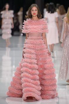 Défilé Ralph & Russo printemps-été 2018 Couture - Madame Figaro