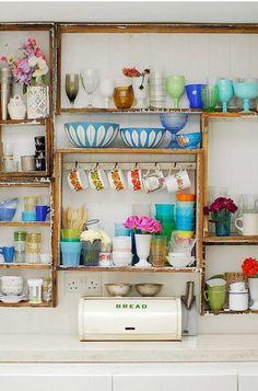lugar para almacenar y decorar