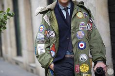 Mod Style just life this look