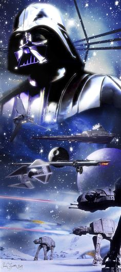 SimonZ's Home Page - Star Wars wallpapers, posters, cover designs