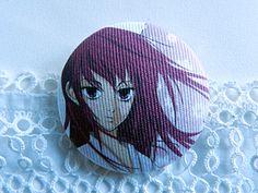 Fabric button,  manga de la boutique Mauveetcapucine sur Etsy