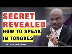 Speaking In Tongues, Secrets Revealed, Power Of Prayer, John Paul, Word Of God, Prayers, Spirituality, Words, Youtube