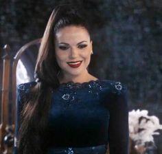 OUAT Regina, Lana Parrilla, evil queen