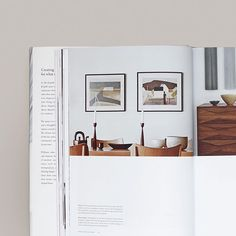 New Kinfolk home interior book. Mid Century Modern - Teak Candleholders. F and Friends FREEMOVER Rolf™ Candleholders