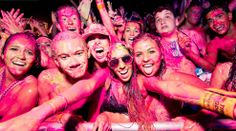 Life in Color - Dayglow - Paint Party - EDM