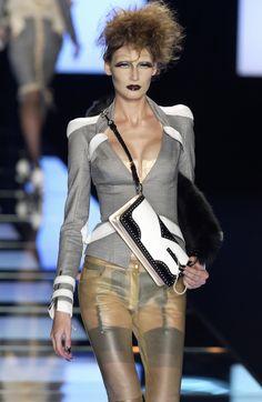 Christian Dior at Paris Spring 2004