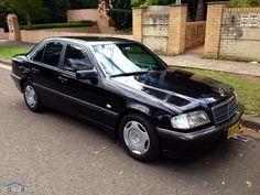 1997 Mercedes-Benz C180 W202 Classic