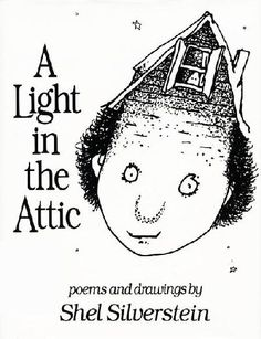 this guy!  Shel Silverstein, another childhood fav.  The giving tree, Where the sidewalk ends.  This guy's legit, not to mention his great illustrations. These are books I'll be reading my kids for sure.