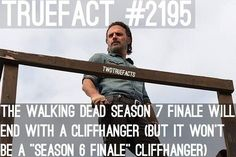 "2,855 Likes, 94 Comments - If I Posted It... It's true. (@twdtruefacts_) on Instagram: ""It'll be a cliffhanger leading up to more events to All Out War! #TWD #TheWalkingDead #WalkingDead"""