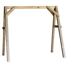 porch swing frame - Google Search