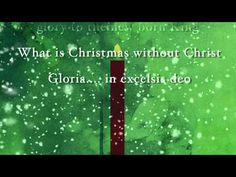 """""""What is Christmas"""" .really emphasizes the true meaning of Christmas Christmas Lyrics, Listen To Christmas Music, Favorite Christmas Songs, Christmas Concert, Christmas Jesus, What Is Christmas, Christmas Hacks, Christian Christmas, Christmas Carol"""