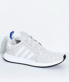 97c2a20edf7 Extra Off Coupon So Cheap New adidas Xplorer Core Light Grey Blue and White  Shoes Men s Sz 8