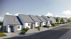 Urban Regeneration, PRC Housing Paignton in Paignton, Devon by Devon Architects Trewin Design Partnership