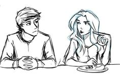 Chaol and Celaena