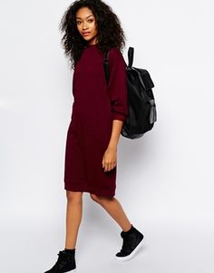 Enlarge Monki Sweat Dress 47.38