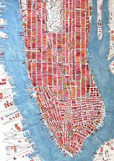 """Pomegrantate Manhattan,"" Barbara Macfarlane"