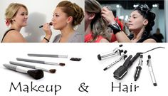 Get the best hair & makeup treatment.