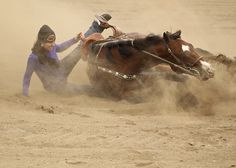 Barrel Racing