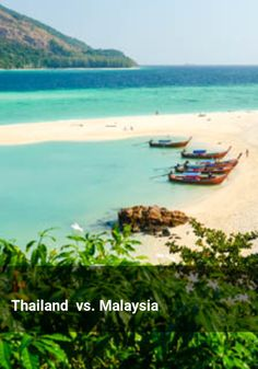 Thailand vs philippines travel