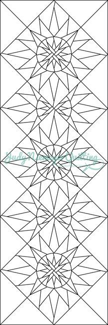 Cactus Flower Table Runner Cactus Flower Table Runner Line Drawing, , Made by Barn Quilt Patterns, Paper Piecing Patterns, Patchwork Quilting, Quilting Tutorials, Quilting Designs, Mariners Compass, Star Quilt Blocks, Foundation Paper Piecing, Quilted Table Runners