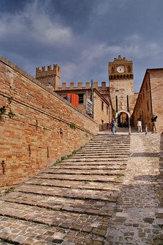 Gradara, Pesaro-Urbino, #LeMarche #bellavallone