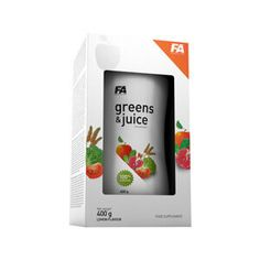FA Nutrition Greens & Juice 400g Discount Supplements, Juice, Nutrition, Juices, Juicing