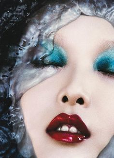 Sung Hee Kim is photographed by Ben Hassett for Allure US June Styled by Chloe Metzger. Hair by Christian Eberhard. Make-up by Georgina Graham. Makeup Trends, Makeup Inspo, Makeup Art, Lip Makeup, Makeup Inspiration, 2017 Makeup, Style Inspiration, Glossy Makeup, Glossy Lips