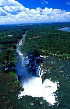 [Startup] Le cascate dell'Iguazú, tra Argentina e Brasile. Natura spettacolare